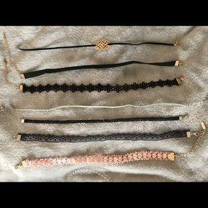 Jewelry - Choker Bundle